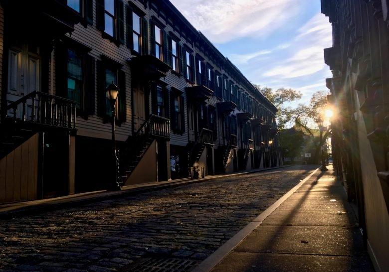 Sylvan Terrace/Jumel Mansion New York