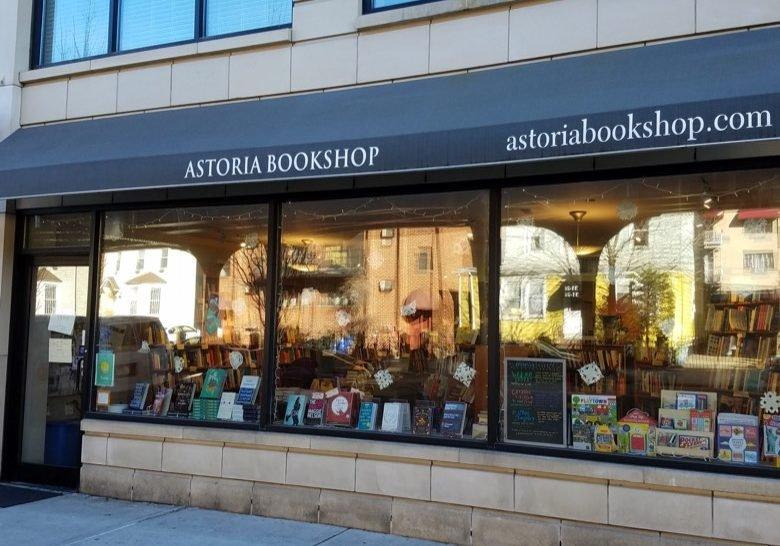 The Astoria Bookshop New York