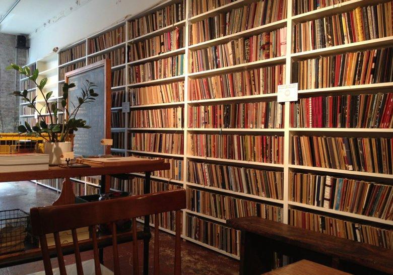 The Brooklyn Art Library New York