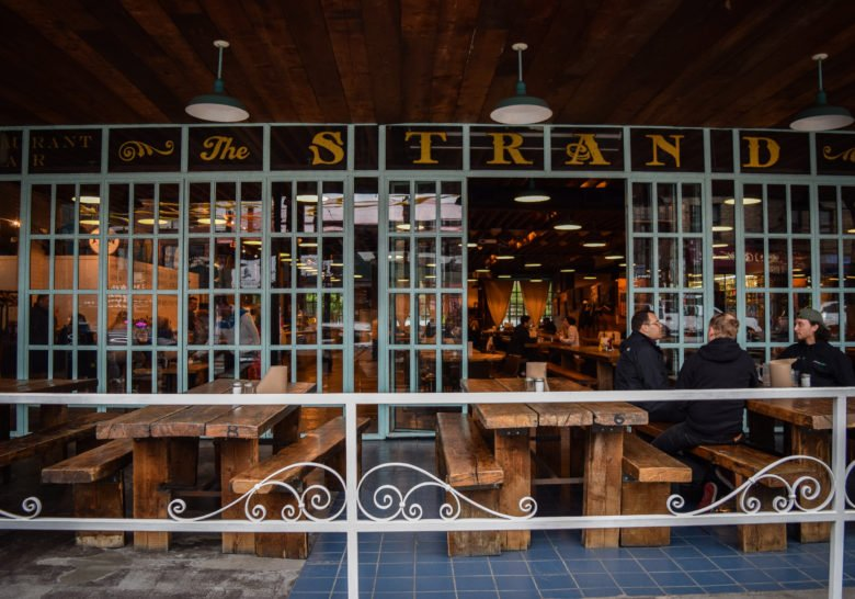 The Strand Smokehouse New York