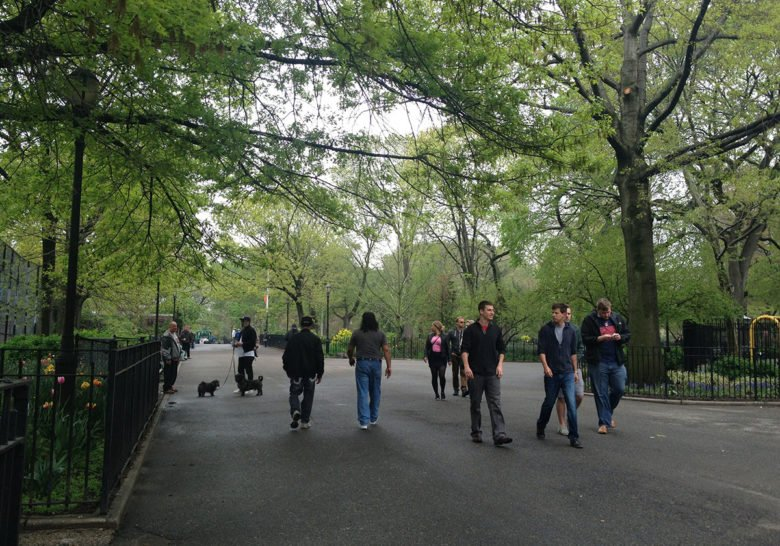 Tompkins Square Park New York