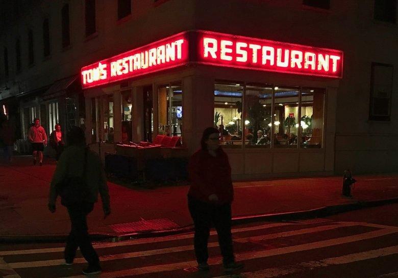 Tom's Restaurant New York