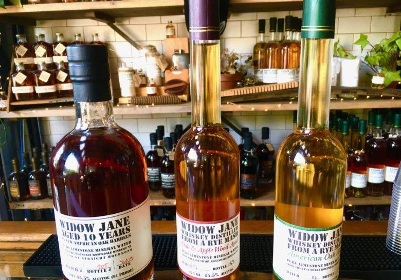 Widow Jane Distillery New York