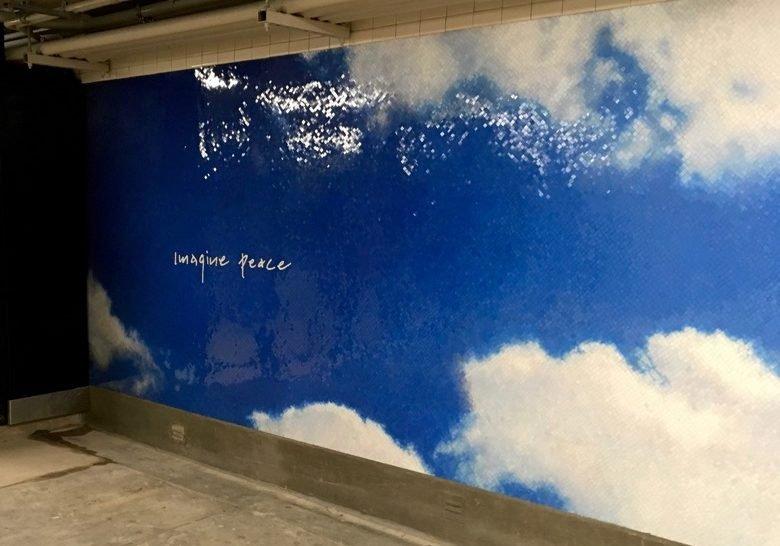 Yoko Ono's Blue Skies New York