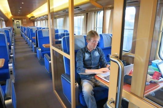 Interrail 4 - Stockholm Oslo 1