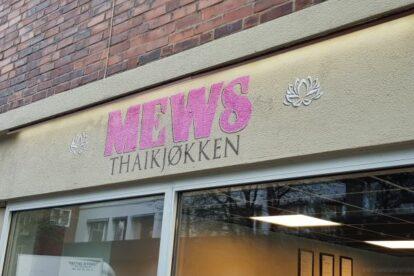Mew's Thaikjøkken Oslo