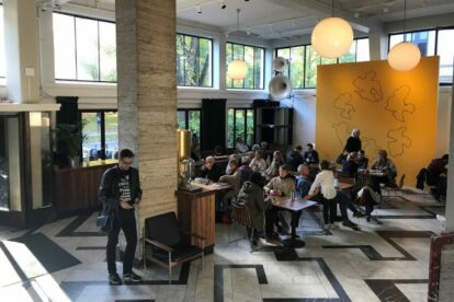Kunstnernes Hus Kino Oslo