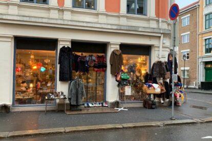 Markveien Street Oslo