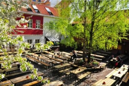 Cafe Asylet Oslo