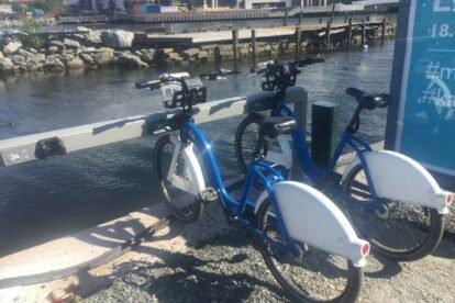 Oslo City Bikes Oslo