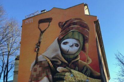 Oslo Street Art Oslo