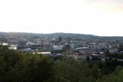 View over Oslo Oslo