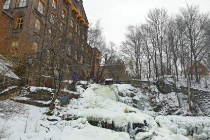 Møllefossen Oslo