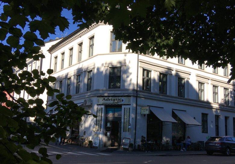 Adriatic Café Oslo