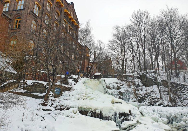 Akerselva Oslo