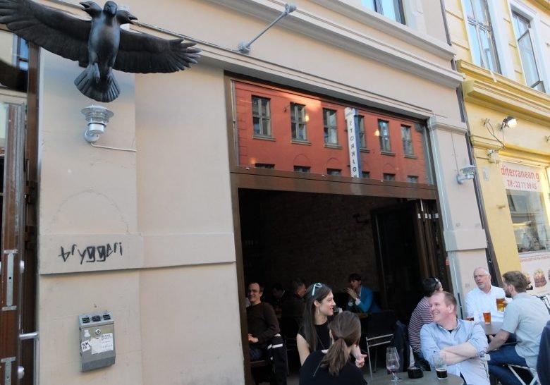 Crow Bryggeri Oslo