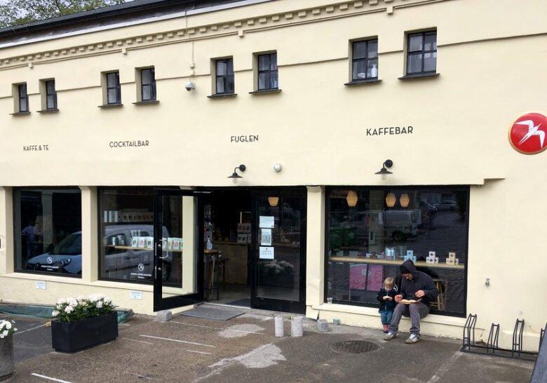 Fuglen Coffee Roasters Oslo