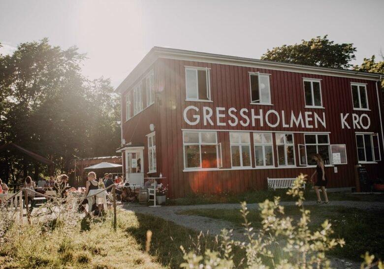 Gressholmen Kro Oslo