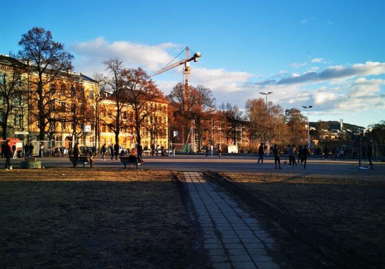 Grünerløkka Ballpark Oslo
