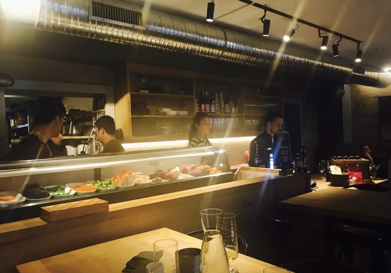 Kamai Cafe – Steamed buns, sushi and cocktails!