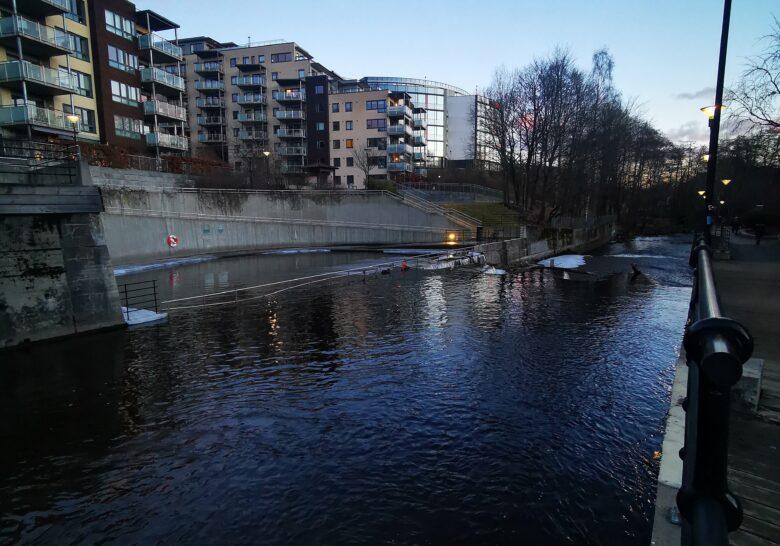 Nydalen Bathing Oslo
