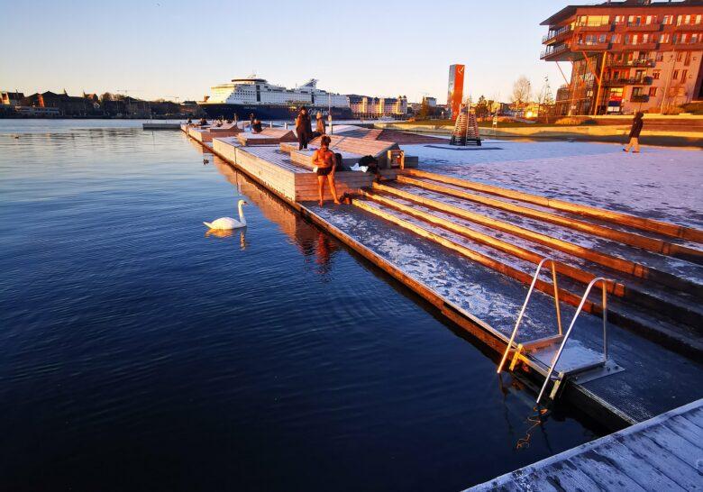 Sørenga Sea Bath Oslo