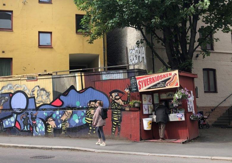 Syverkiosken Oslo