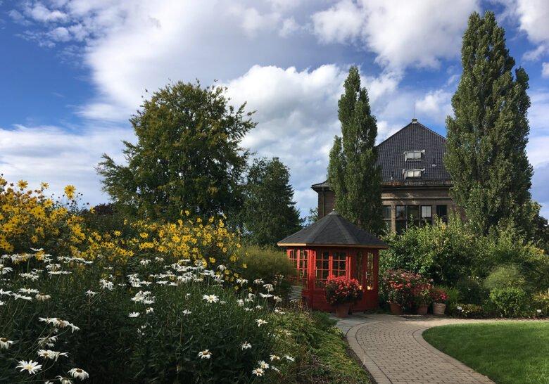The Botanical Garden Oslo