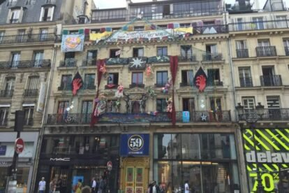 59 rue Rivoli Paris