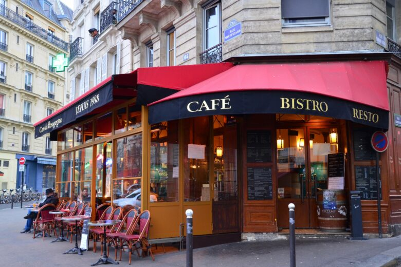 local paris restaurants spotted by locals. Black Bedroom Furniture Sets. Home Design Ideas