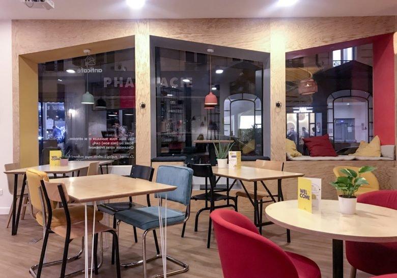 Anticafé La Fayette Paris