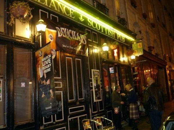 Auld Alliance Paris