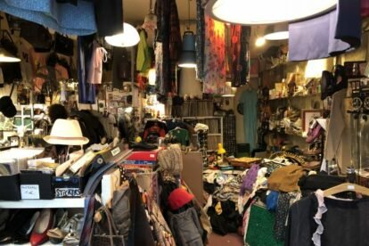 Aux Comptoirs du Chineur – Quality bric-a-brac shop