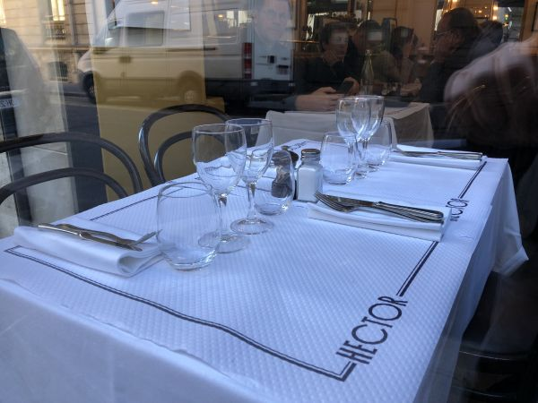 Brasserie Hector – Fine French food
