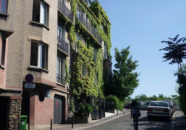 Butte Bergeyre Paris