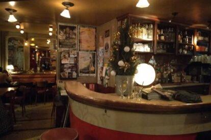 Café des Anges – Central bistrot
