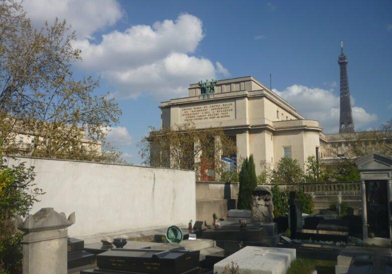 Cemetery of Passy Paris