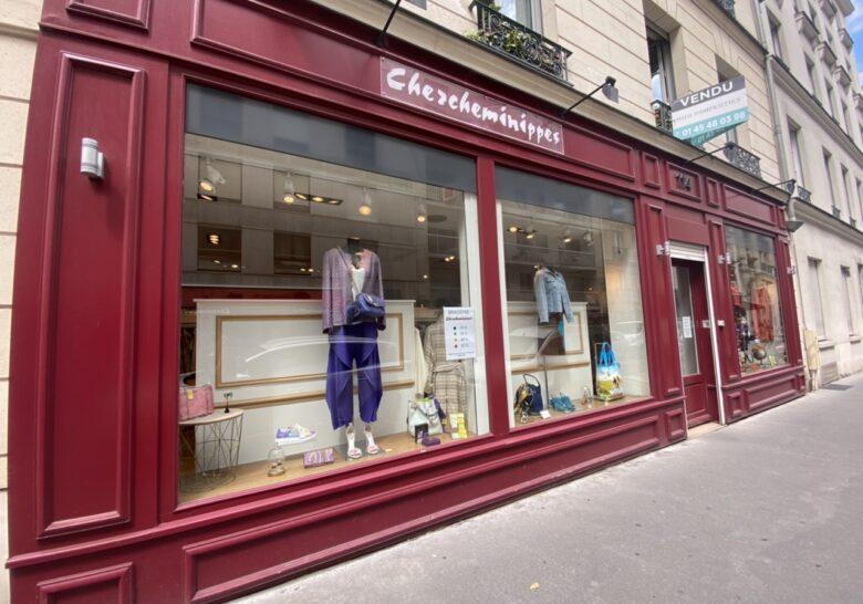 Chercheminippes Paris