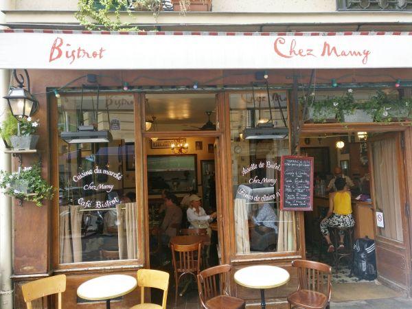 Chez Mamy Paris