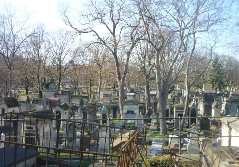 Cimetière de Montmartre Paris