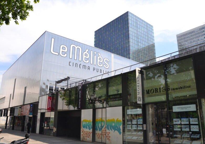 Cinéma Le Méliès Paris