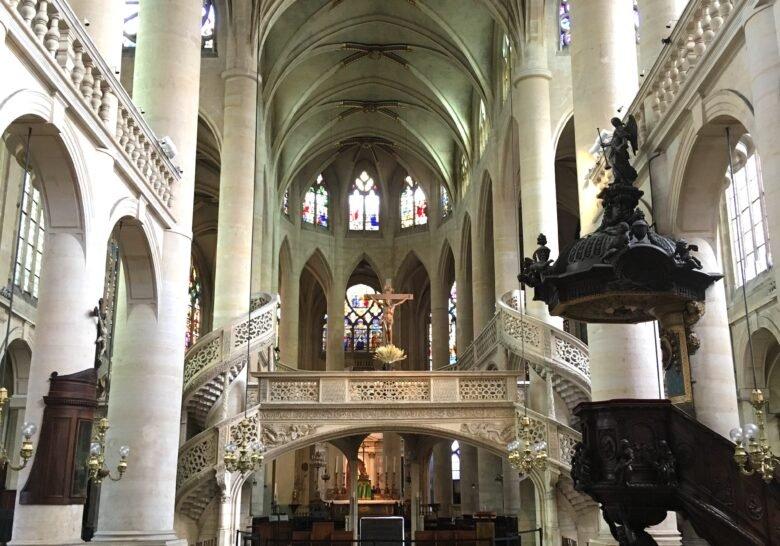 Eglise Saint-Etienne du Mont Paris
