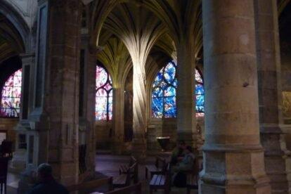 Eglise St-Séverin Paris
