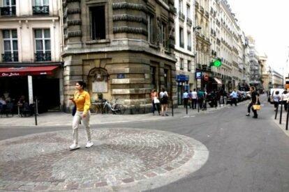 Fontaine de La Croix Paris