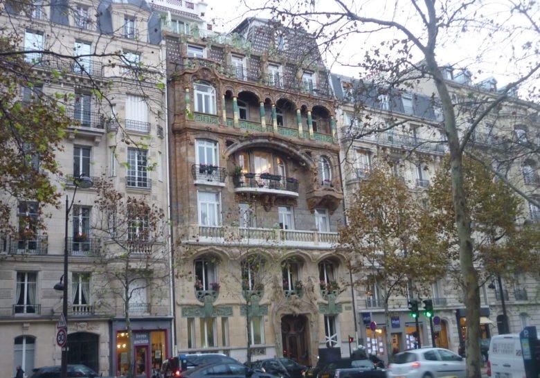 Immeuble Lavirotte Paris