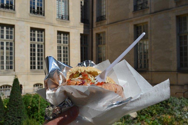 Jardin des Rosiers Paris
