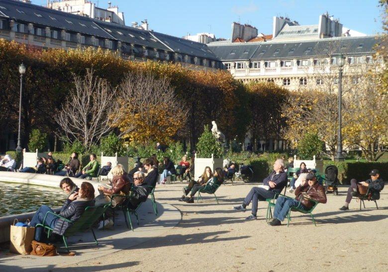 Jardins du Palais-Royal Paris