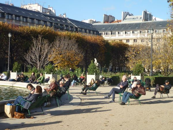 Jardins du Palais-Royal Paris