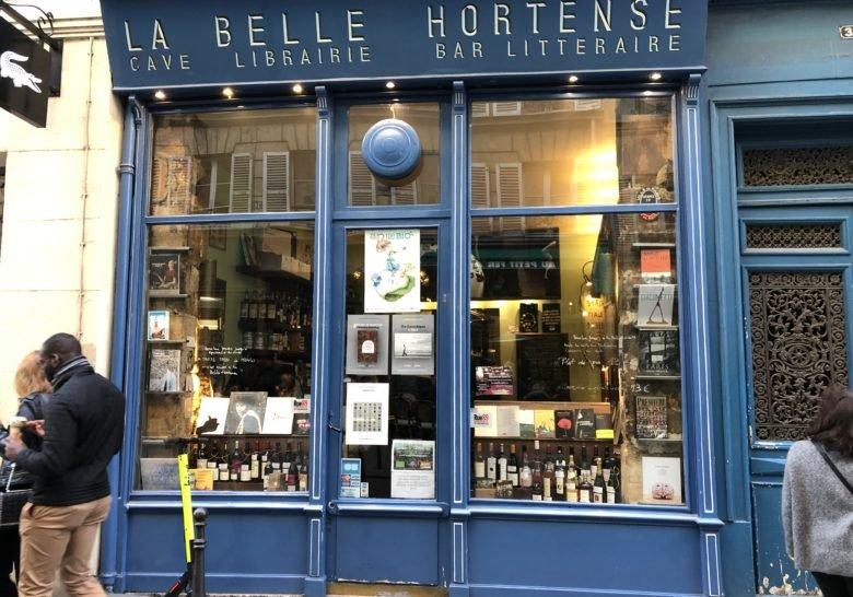 La Belle Hortense Paris