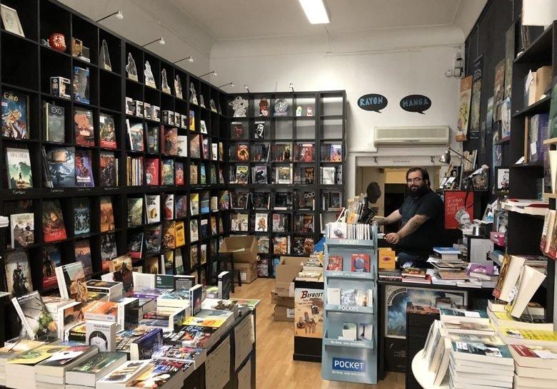 La Dimension Fantastique – Fantastic bookshop!!!